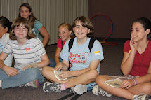 Beehive Messages Young Women' Pre-camp 2010 - Barefoot