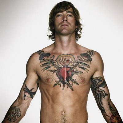 man tattoos. Man#39;s Tattoos