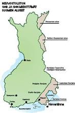 Suomen itsenäisyyden syntyrajat määriteltiin vapaussodissa ja Tarton rauhassa