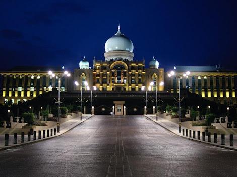 Jalan Menuju Ke Putrajaya