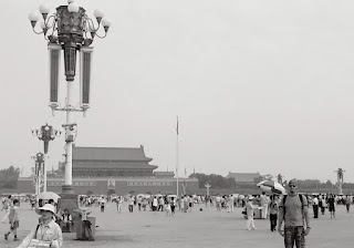 Noah on Tiananmen Square