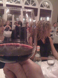 Annual Harvest Wine Dinner at When in Rome