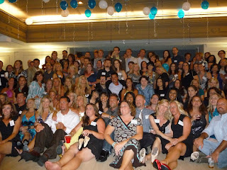 Group Shot from the San Dieguito High School 20 Year Reunion