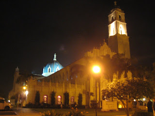 Immaculata Church at University of San Diego