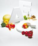 Frutas: Principal fonte de vitaminas.