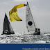 Mobnotes boat sailing in the Spi Ouest-FRANCE Bouygues Telecom