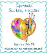 Selo Blog Criativo