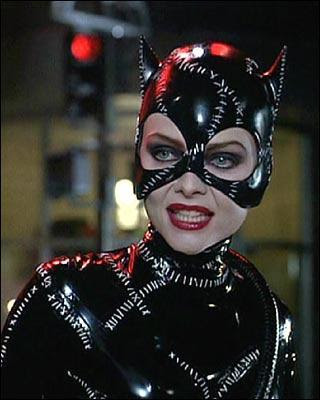 Cat Woman Make Up