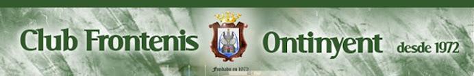 Club Frontenis Ontinyent