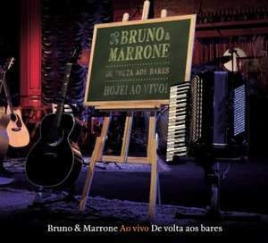 Download  musicasBaixar CD Bruno e Marrone – De Volta aos Bares