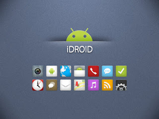 iDroid android icons