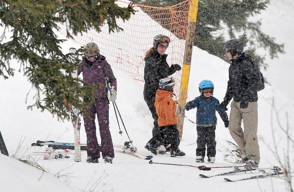 Principes de dinamarca esqui