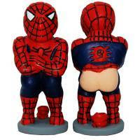 Spiderman caganer