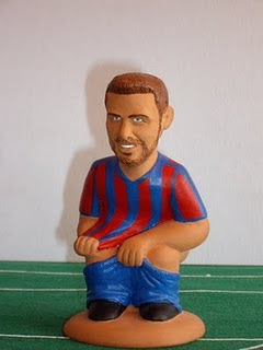 gerard pique caganer