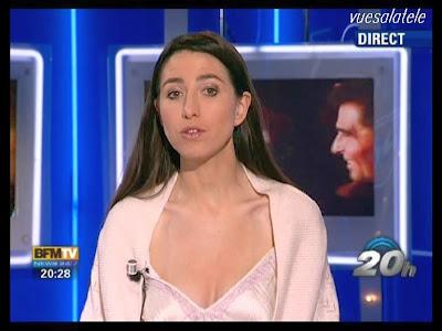vuesalatele: Candice MAHOUT – BFM TV – 2009 03 04