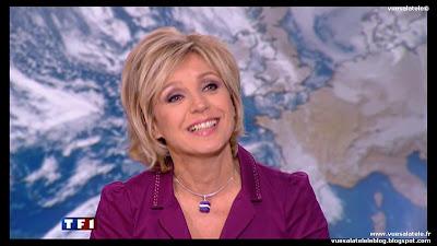 Meteo tf1 evelyne dh liat donne des nouvelles rassurantes people news les news people en live - Nouvelle presentatrice meteo tf1 ...