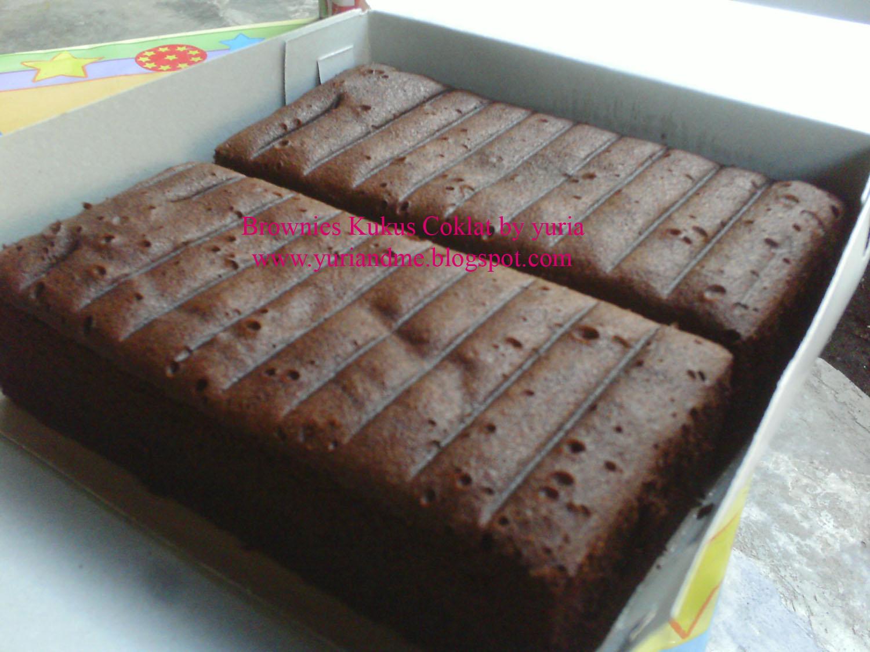Resep Kue Brownies Kukus Coklat