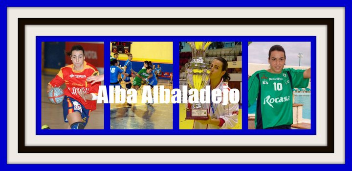 Balonmano femenino canarias alba albaladejo s nchez - Alquilista las palmas ...