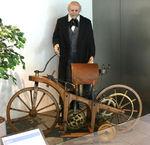 Asal Usul Sepeda Motor
