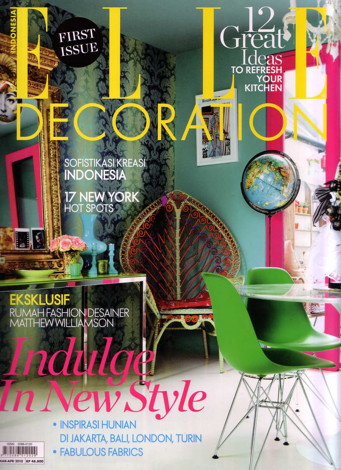 MALACHI LIVING: INDONESIAN INTERIOR DESIGN MAGAZINES