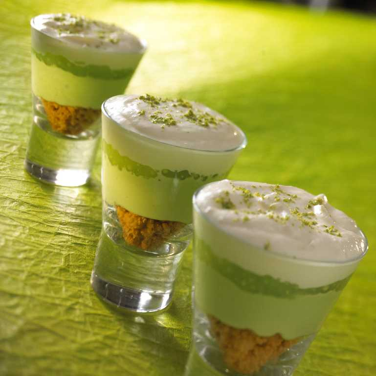 Collect Recipes: Pistachio Refrigerator Dessert