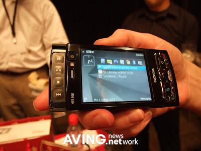 smartphone N95