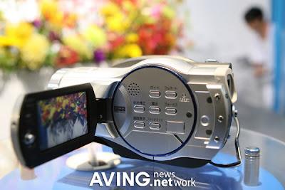 Blu-ray disc camcorder hitachi