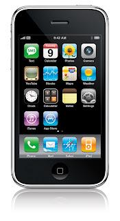 Veja imagens do iPhone 3G da Claro