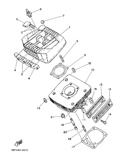 yamaha 125zr engine diagram yamaha wiring diagrams
