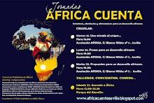 Jornadas África Cuenta. Días 21, 22, 24 de mayo