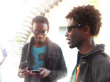 Ibrahim y MameBalla.Caravana día 24
