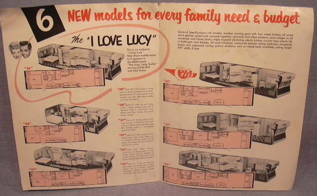 nancys vintage trailers the new moon from the long long