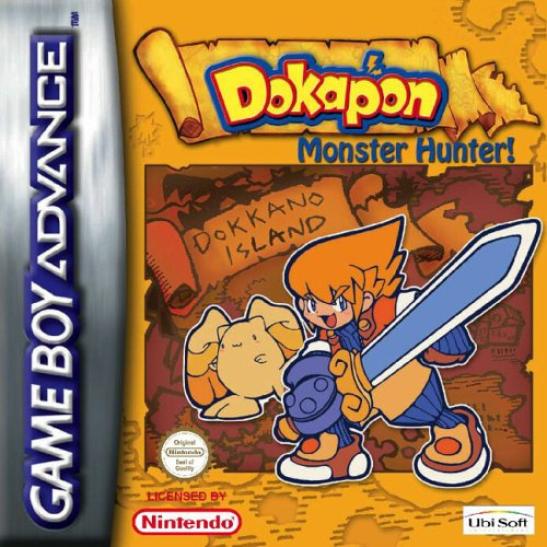 Dokapon Monster Hunter GBA