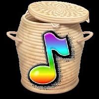 canasto de música