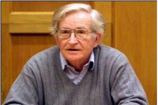 Chomsky en Venezuela