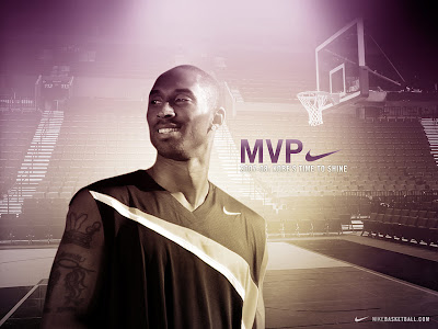 kobe bryant wallpaper mvp. Kobe Bryant was awarded the
