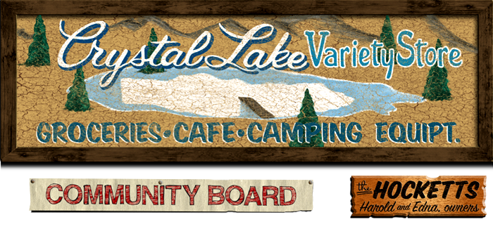 Crystal Lake Cafe