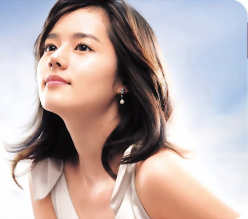 Foto Han Ga In | Gambar Artis Korea Cantik celebrity korean picture
