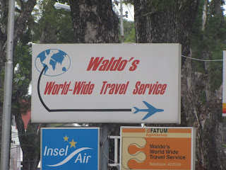 waldo in suriname waldo 39 s world wide travel service