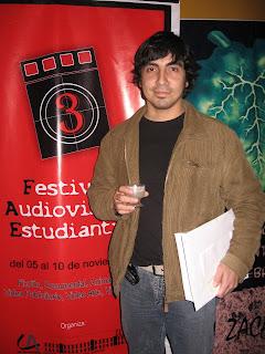 Heriberto Díaz, ganador de Mejor Documental