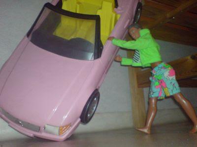 Ta bilen under armen
