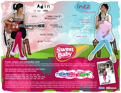 Download » Sweet Baby – Dag Dig Dug