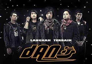 Dan Band - Aku Bukan Musuhmu (New Version)