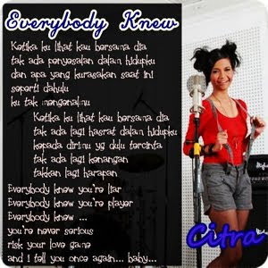 Citra - Everybody Knew