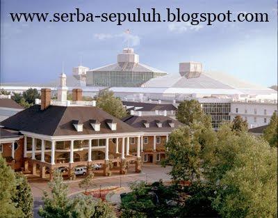 9 10 Hotel terbesar di dunia