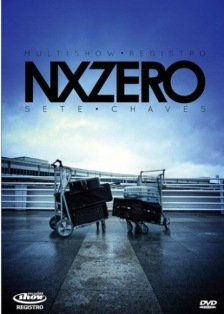 DVD - Multishow registro nx zero sete chaves (2010)