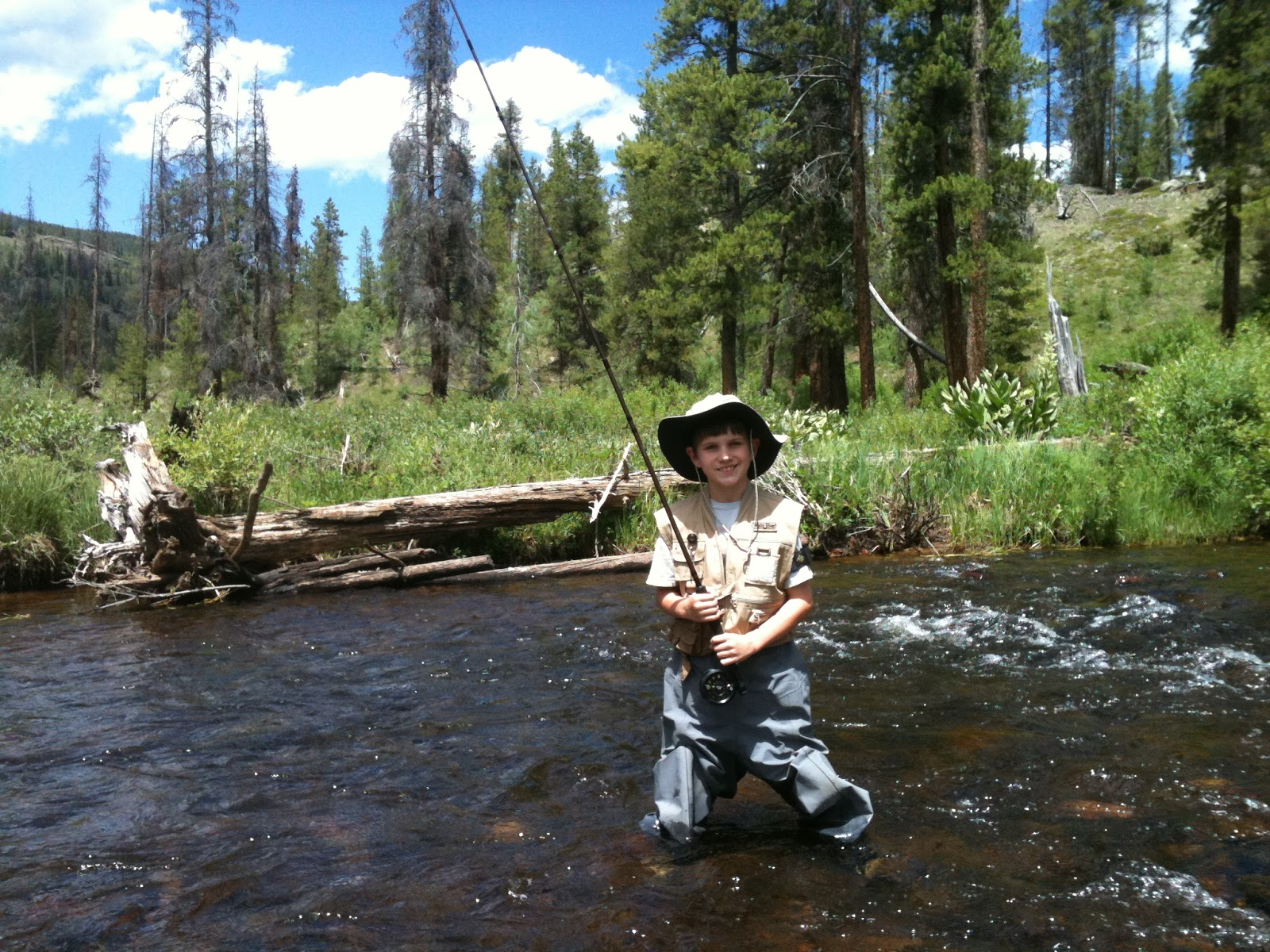 Fly fishing in crested butte co joe talk for Colorado fly fishing