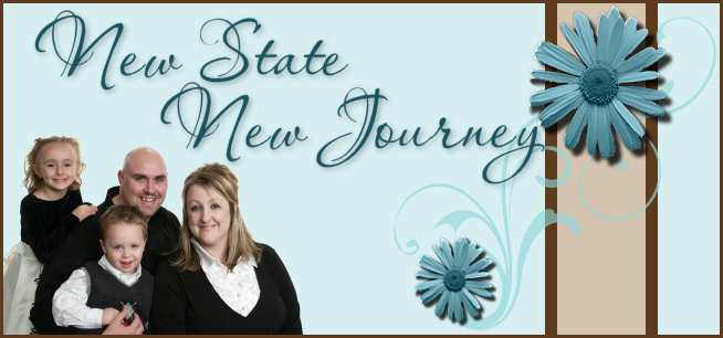 New State ~ New Journey
