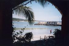 Playa Principal, Pto. Escondido