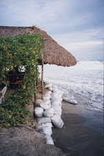 Palapa on Playa Marineros